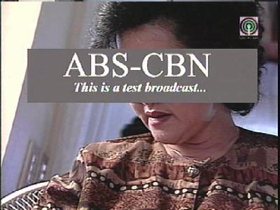 Fréquence ABS-CBN Channel 1 sur le satellite Autres Satellites