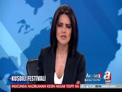 Fréquence A Haber sur le satellite Türksat 4A (42.0°E)