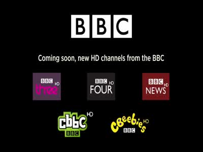 Fréquence BBC Four tv تردد قناة