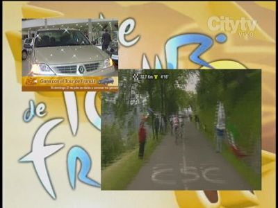 Fréquence City Play tv تردد قناة
