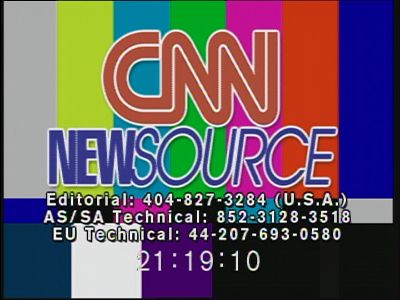 Fréquence CNN International HD tv تردد قناة