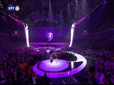 Fréquence ERT Olympics tv تردد قناة