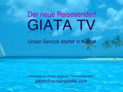 Fréquence Giallo tv تردد قناة