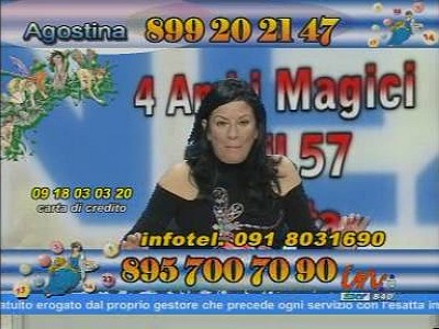 Fréquence IN TV (Italy) sur le satellite Autres Satellites