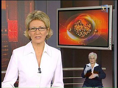 Fréquence LTV - Lietuvos TV sur le satellite Autres Satellites