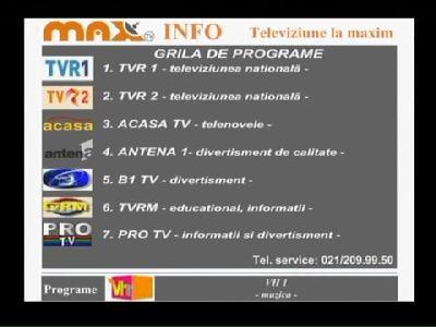Fréquence Akwa TV sur le satellite Autres Satellites