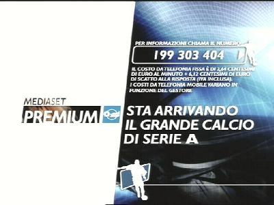 Fréquence Premium Calcio 5 tv تردد قناة