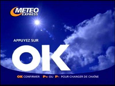 Fréquence Météo Expres tv تردد قناة