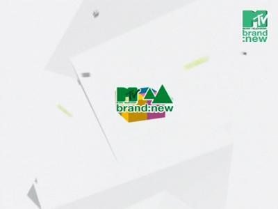 Fréquence MTV Brand New tv تردد قناة