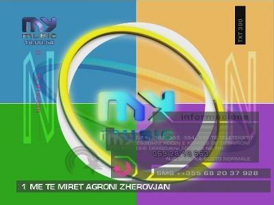 Fréquence my Documentary Bil Arabie tv تردد قناة