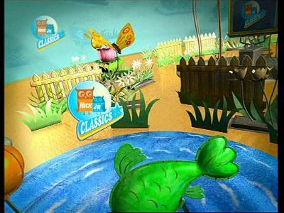 Fréquence Nick Jr Classics tv تردد قناة