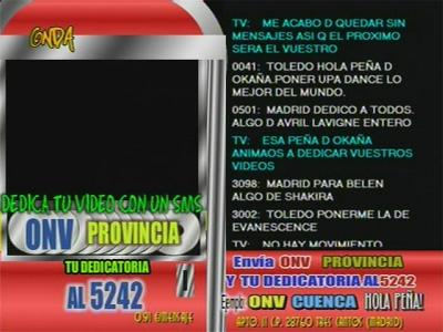 Fréquence Onda Latina tv تردد قناة
