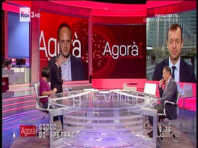 Fréquence Rai 3 tv تردد قناة