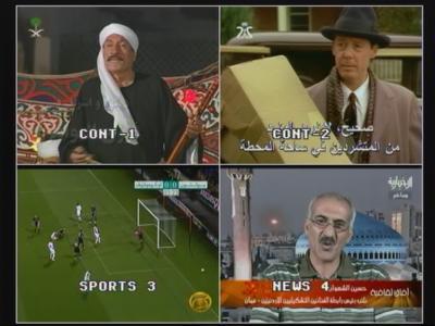Fréquence Saudi TV 1 HD tv تردد قناة