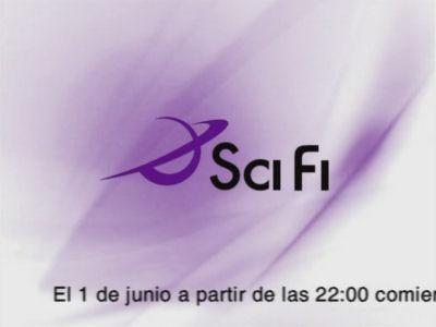 Fréquence Sci-Fi Spain tv تردد قناة