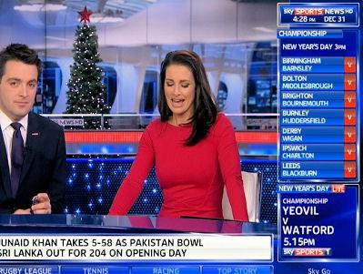 Fréquence Sky Sports News HQ tv تردد قناة