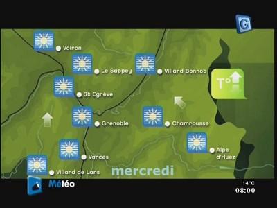 Fréquence Telegracia tv تردد قناة