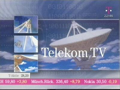 Fréquence Telekom TV tv تردد قناة