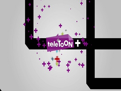 Fréquence Teletoon+ HD tv تردد قناة