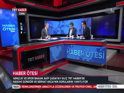 Fréquence TRT Haber tv تردد قناة