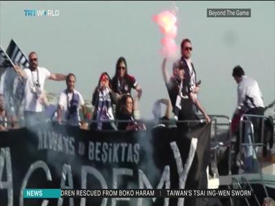 Fréquence TRT World tv تردد قناة