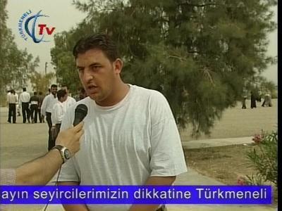 Fréquence Turkmeneli HD tv تردد قناة