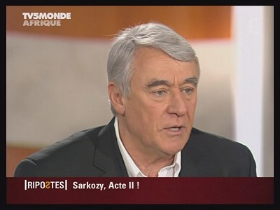 TV 5 Monde (France Belgique Suisse)