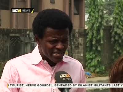 Fréquence TVC News Nigeria tv تردد قناة