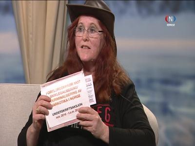 Fréquence Visjon Norge tv تردد قناة