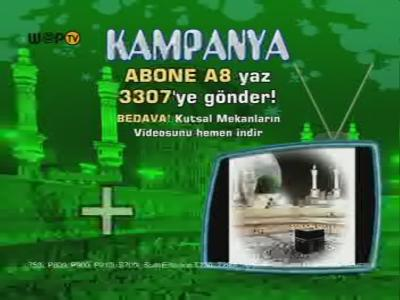 Fréquence Wanasah tv تردد قناة
