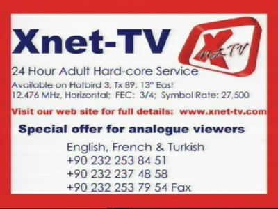 Fréquence XMUVI tv تردد قناة